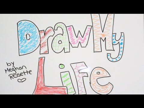 how to make a draw my life