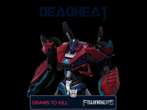 Transformers Universe - Deadheat Overview & Gameplay