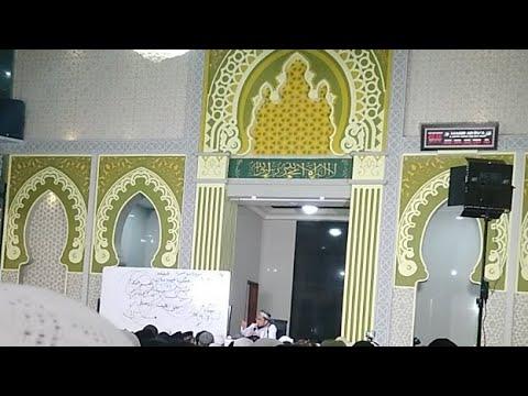 UST. ADI HIDAYAT, Lc., MA (KAJIAN KITAB AL KABAIR) Lampung