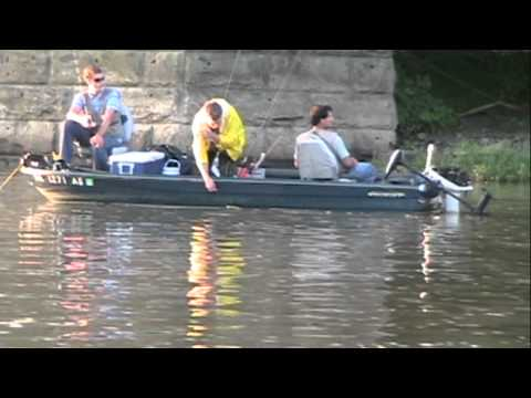 Allegheny River - Fishing for Catfish