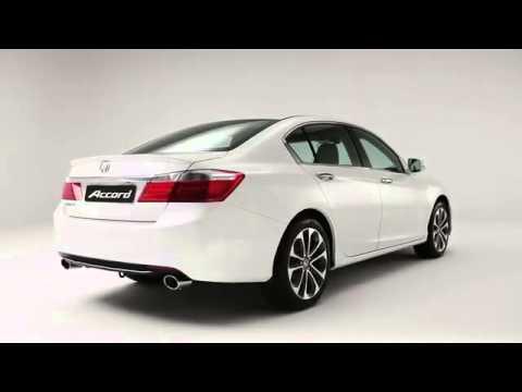 Презентационный ролик Honda Accord девятого поколения