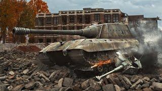 World Of Tanks-Xbox One/PS4 Desbloqueando Jagdpanzer E100 Anti-tanque Aleman Tier 10