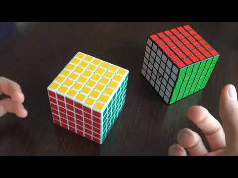 Mi Colección de Cubos (1/3) - 16 Febrero 2013