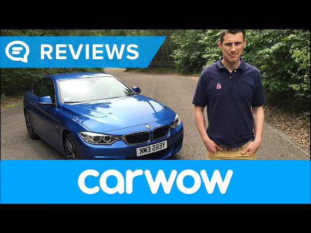 BMW 4 Series Coupe 2017 review | Mat Watson Reviews
