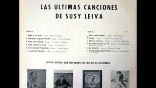 SUSY LEIVA(CON MARIANO MORES) -FRENTE AL MAR -VERSION ALBUM