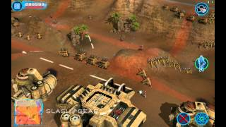Z: Steel Soldiers review for Android on NVIDIA SHIELD Tablet