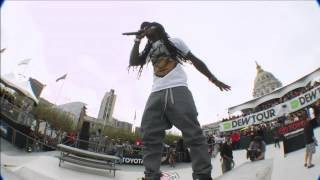 Lil Wayne   No Worries [Live at Dew Tour 2012]