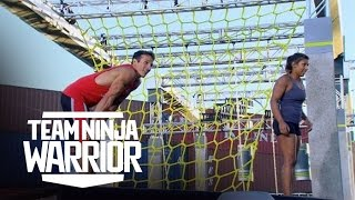 Team Midoryama vs. Towers of Power | Team Ninja Warrior | American Ninja Warrior