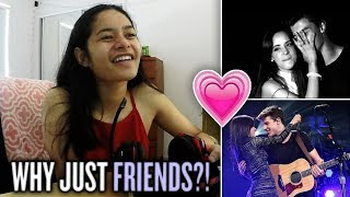 Download Lagu Shawn Mendes & Camila Cabello: Just Friends | REACTION & REVIEW Gratis STAFABAND