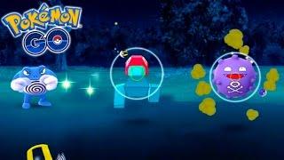RARE Pokemon Catching Spree Ep2! Pokemon Go Rare Hunt! Porygon, Koffing, Poliwrath & More!