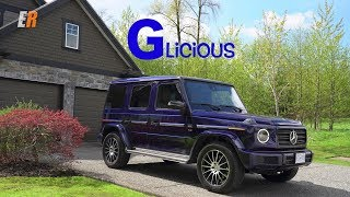 2019 Mercedes-Benz G550 Review - NAILED IT