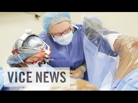 Performing Surgery to Reverse FGM (Excerpt from 'The Cut That Heals') thumbnail
