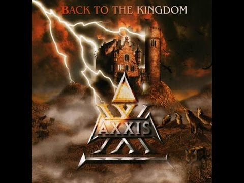 Axxis - Like A Sphinx