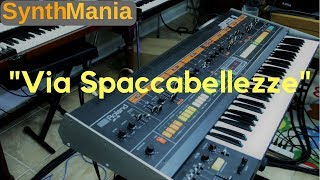 """Via Spaccabellezze"" (Simmons, LinnDrum, Jupiter-8)"