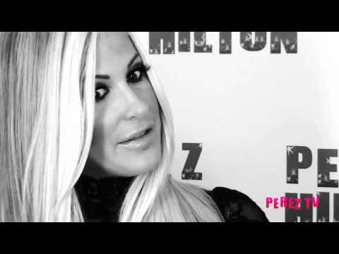 Kim Zolciak interviewed by Perez Hilton