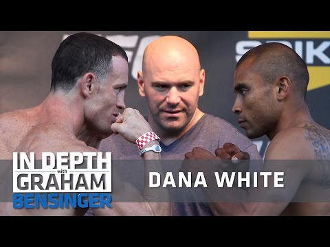 Dana White answers critics: Are UFC fighters underpaid?