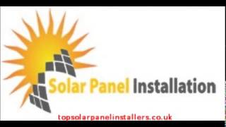 Solar panels installation by installers Congleton, Macclesfield