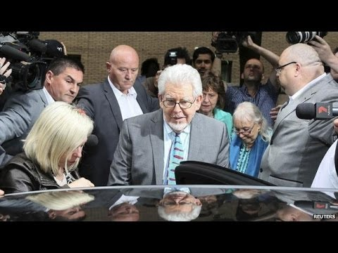 Rolf Harris guilty of indecent assaults [VIDEO] [HD]