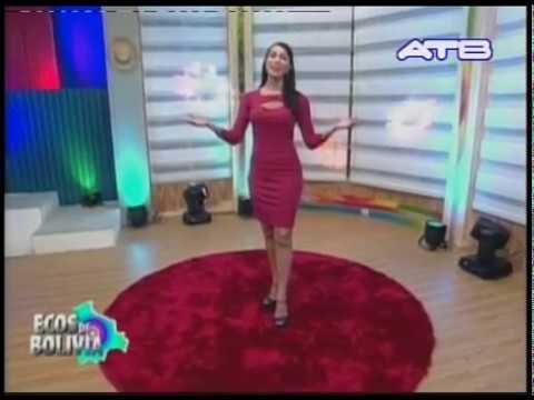 DAVINIA FERNANDEZ SEXY bellas presentadoras de la tv ATB