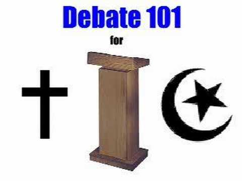 Debate 101 for Christians and Muslims Music Videos