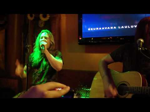 Timo Kotipelto&Jani Liimatainen - Perfect Strangers acoustic live 23.4.2010 [HQ]
