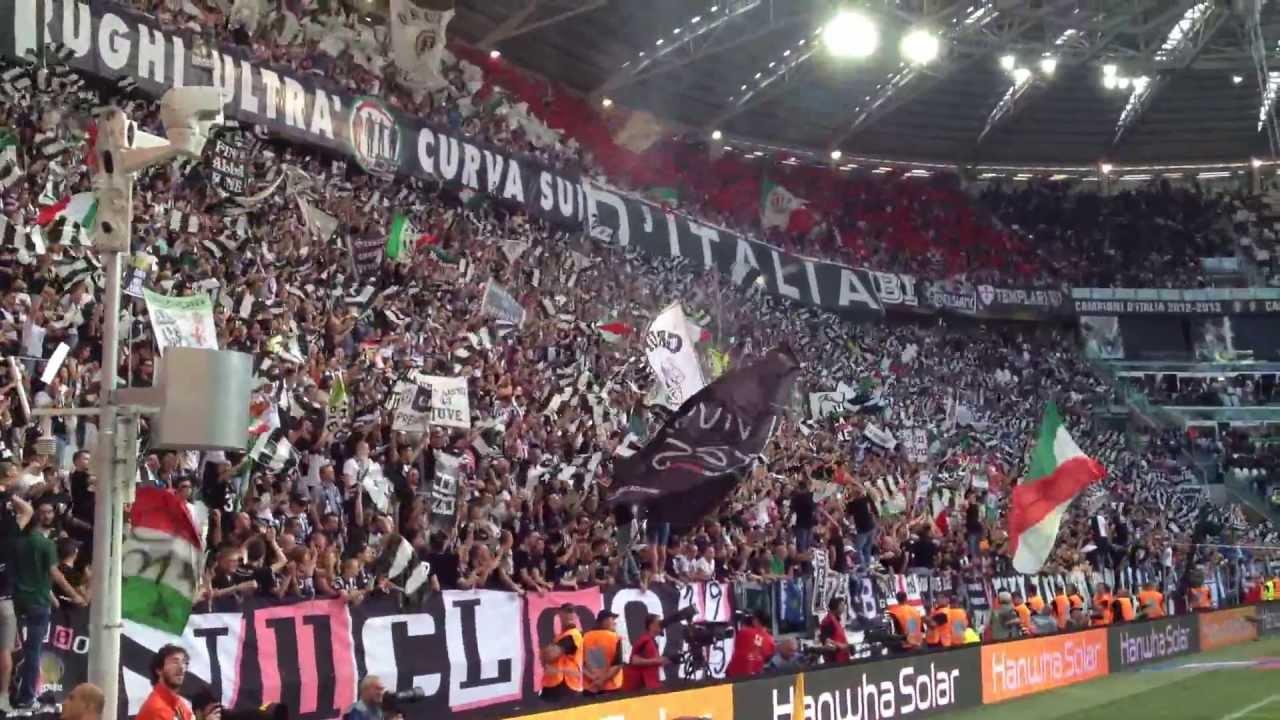 #31 LA SIGNORA HA VINTO ANCORA CAMPIONI D\u0026#39;ITALIA CURVA SUD ...