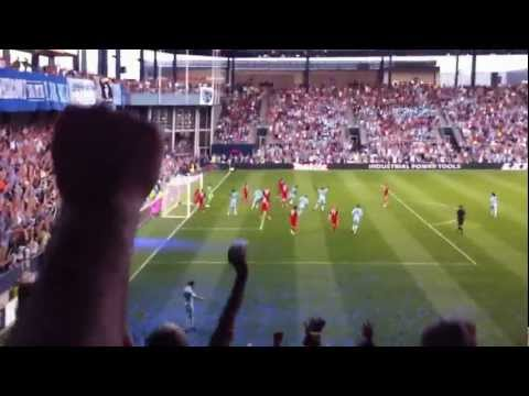 Goal: Sporting Kansas City vs. Toronto FC