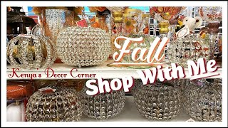 Vlogust Day 23 | Fall Decor Shop With Me | Ross Store