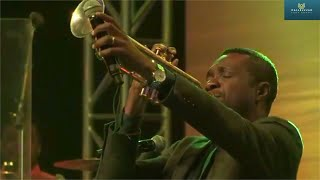 Nathaniel Bassey at Open Heavens Concert 2020 in Calgary, Canada