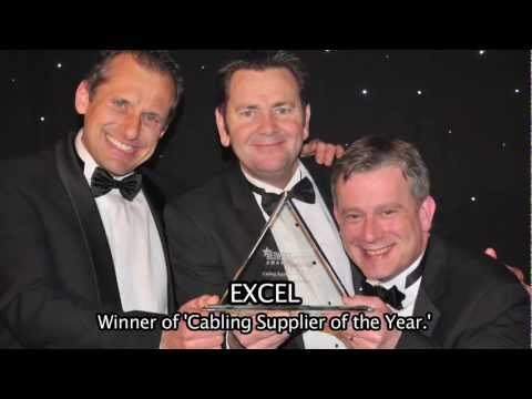 12 - EXCEL Winners of the Cabling Supplier of the Year 2013 Award
