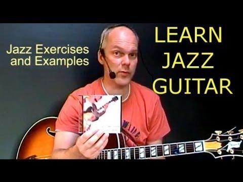 Learning Jazz Guitar - By Matt Otten