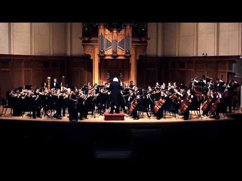 Sofie Yang '16 (Lawrence Symphony Orchestra)