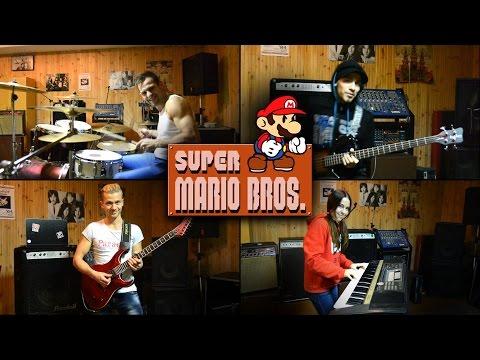 Super Mario Bros NES - Main Theme (cover by Eflavia)