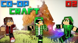 Co-oP Craft S1 #02 - Esplorazione | ITA