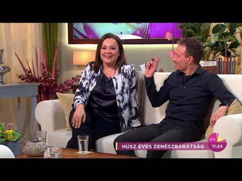 Ennivaló: Náray Erika már gyerekként is közönségnek szeretett énekelni - tv2.hu/fem3cafe
