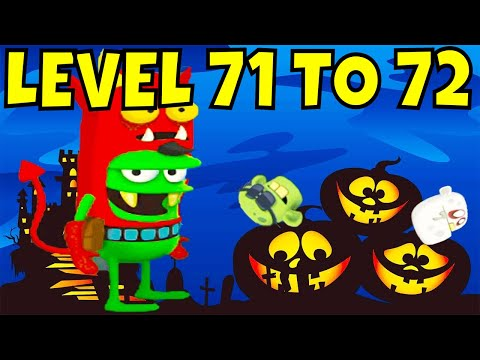 zombie catcher level 71 to 72 (zombie catchers unlimited coins and plutonium ) Game world 2017