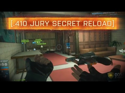 410 jury secret ocelot reload battlefield hardline beta