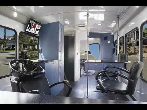2012 two station salon bus limousine limo by quality for Salon mobil home