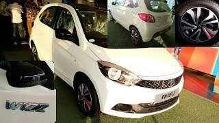 Tata 2018 Tiago Wizz Special Edition Real-Life Review & Detailed Walkaround.