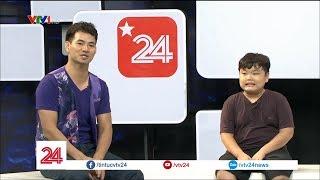 """Bi béo: Con trai Xuân Bắc và """"Ngày của cha"""" cu cậu nghĩ gì? -  Tin Tức VTV24"""