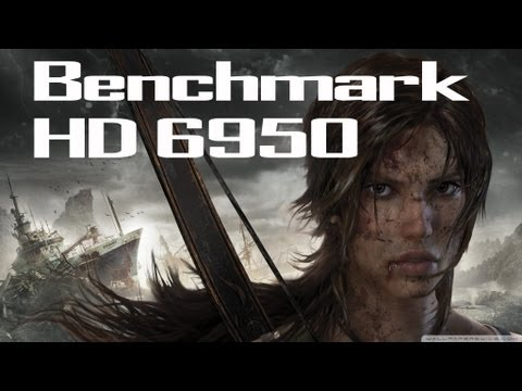 Tomb Raider Benchmark on AMD HD 6950 2GB (Maxed Out)