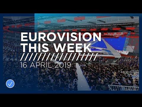 Eurovision This Week: 16 April 2019