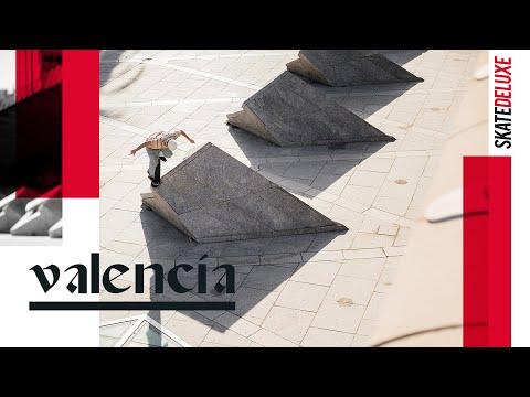 VALENCIA /////// SKATEDELUXE