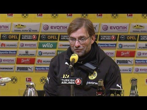 Pressekonferenz: Jürgen Klopp nach dem Heimspiel gegen den 1. FC Köln (0:0)   BVB total!