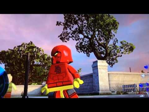 Спидстеры в Лего Марвел Мстители