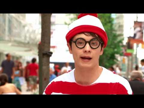 Where's Waldo in real life?