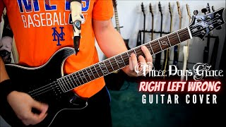 Download Lagu Three Days Grace - Right Left Wrong (Guitar Cover) Gratis STAFABAND