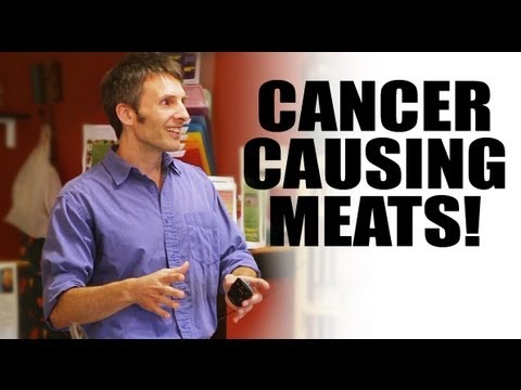 Does Eating Meat Cause Cancer?