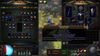 Poe best builds SRE001 & League of legends