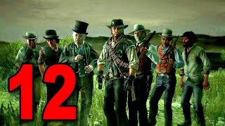 Red Dead Redemption - Part 12 - Assault on Fort Mercer [2017]